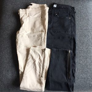 2 pairs of BDG jeans